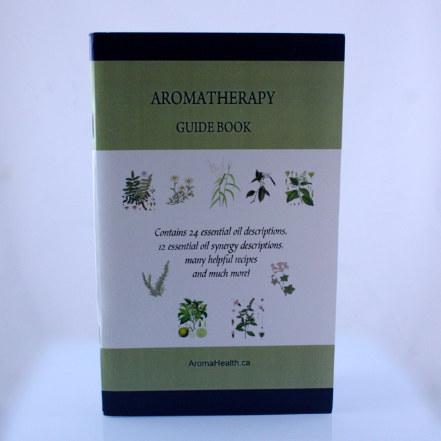 Coming Soon: AromaHealth's Guide to Aromatherapy